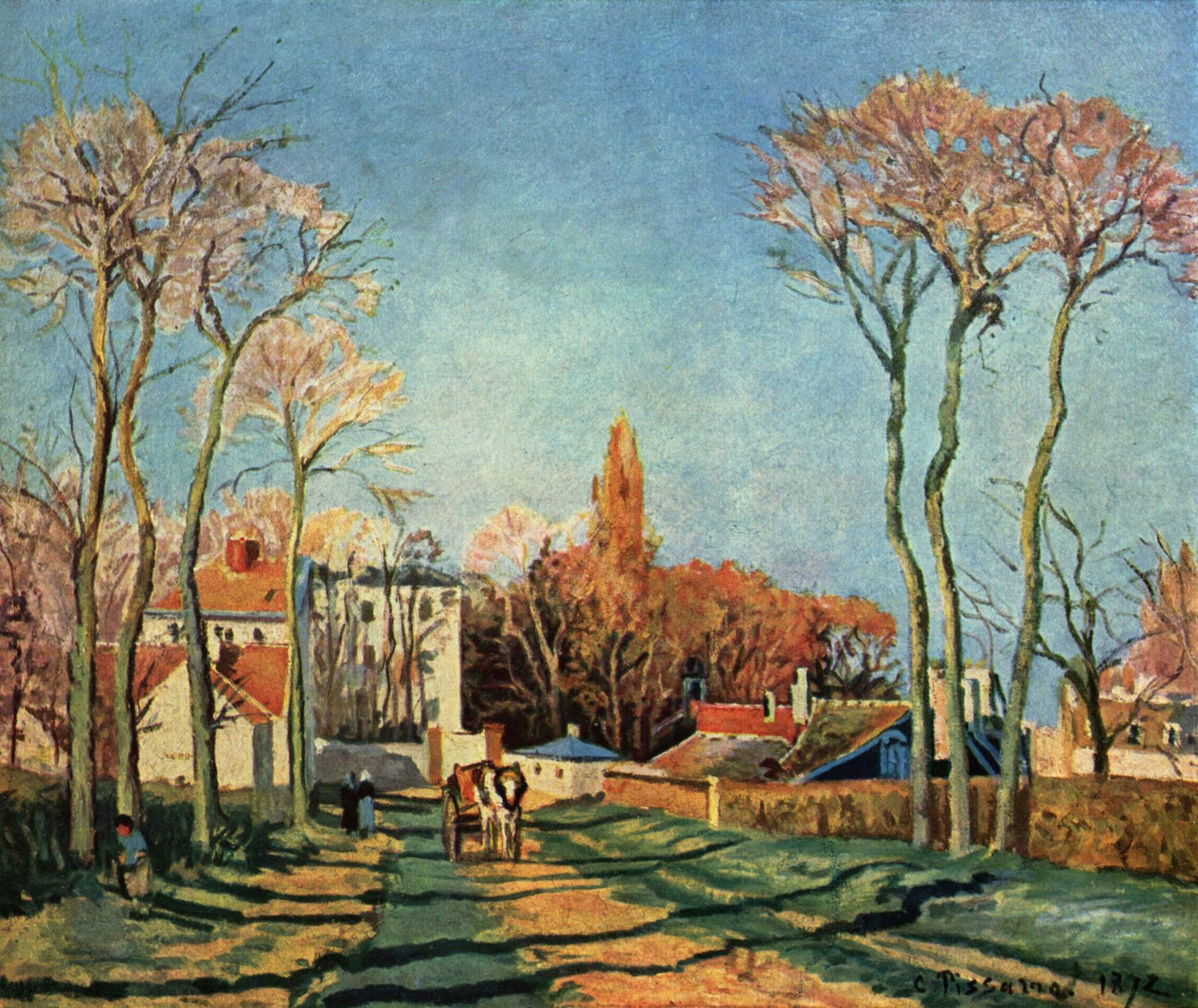 Camille Pissarro Most Famous Paintings 1