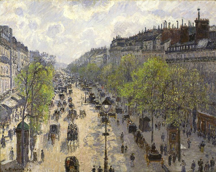 Camille Pissarro Most Famous Paintings 3