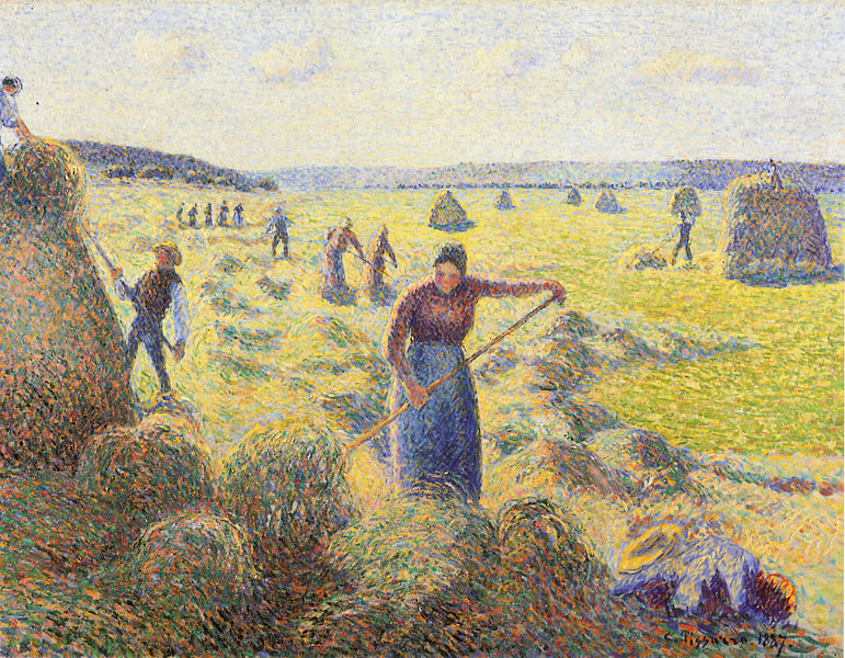 Camille Pissarro Most Famous Paintings 4