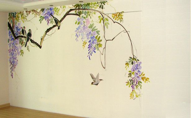 Newest Wall Painting Design